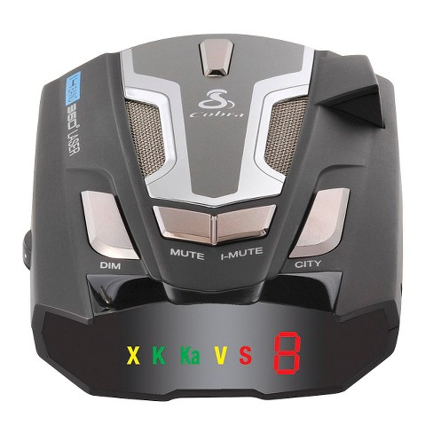 Cobra® SPX 5300 Ultra-High Performance Radar/Laser Detector with UltraBright Data Display - image 1 of 2