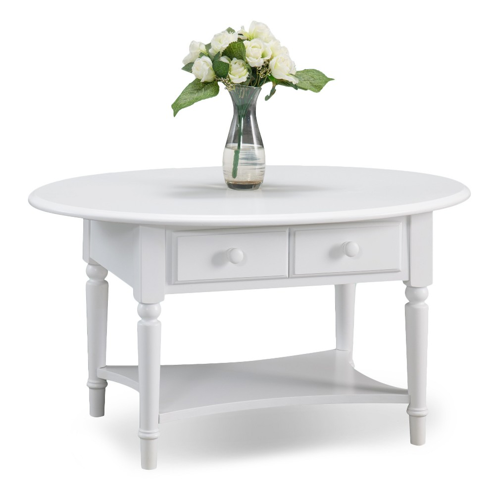 Coffee Table White - Leick Home