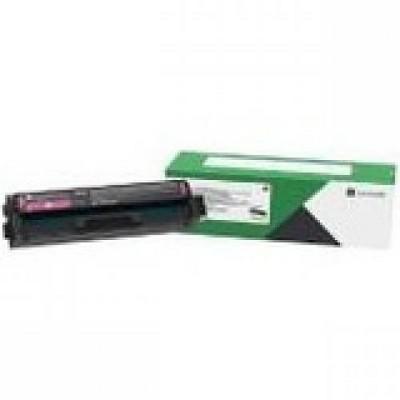 Lexmark Magenta Extra HIGH Yield Toner Cartridge Return Program
