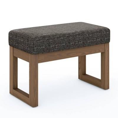 Small Madison Ottoman Bench - WyndenHall