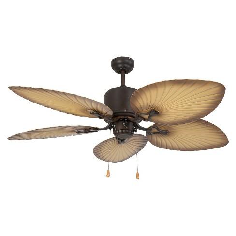 Yosemite 52 Ceiling Fan No Light Oil Rubbed Bronze Target