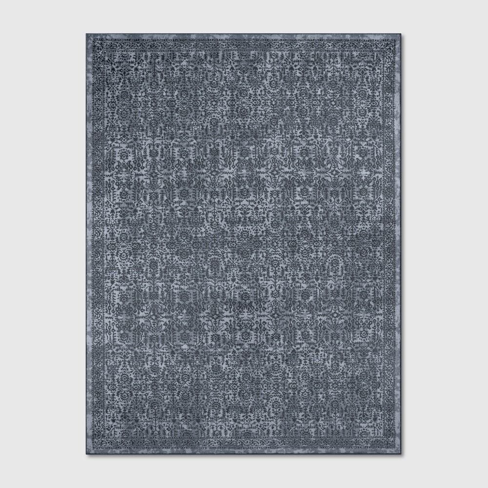 9'X12' Splatter Tufted Area Rugs Blue - Threshold
