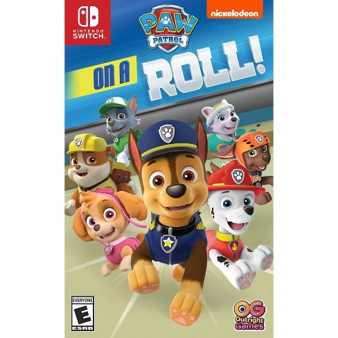 PAW Patrol: On a Roll - Nintendo Switch - image 1 of 4