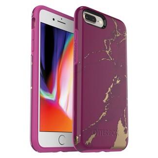 OtterBox Apple iPhone 8 Plus/7 Plus Symmetry Case - Purple Marble