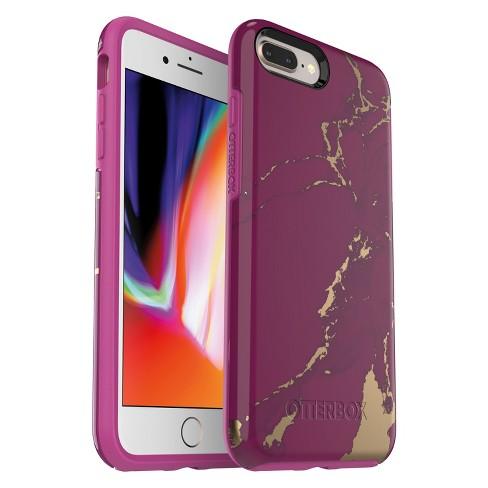 premium selection 8a70c f56c3 OtterBox Apple iPhone 8 Plus/7 Plus Symmetry Case - Purple Marble