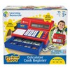 Learning Resources Pretend & Play Calculator Cash Register - image 5 of 5