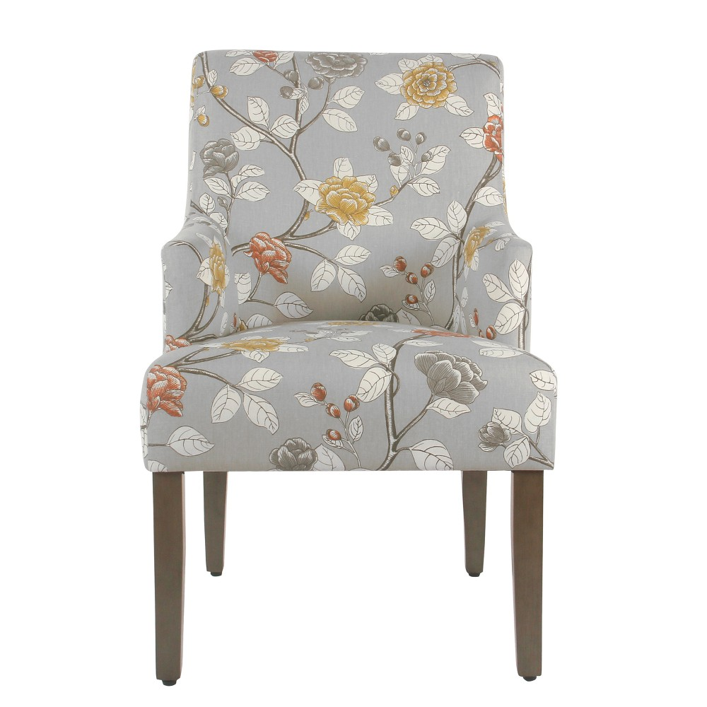 Dining Chairs Dove Floral - HomePop was $239.99 now $179.99 (25.0% off)