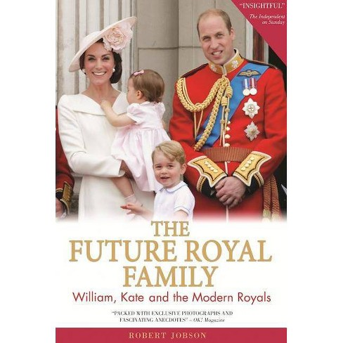 The Future Royal Family - by  Robert Jobson (Paperback) - image 1 of 1