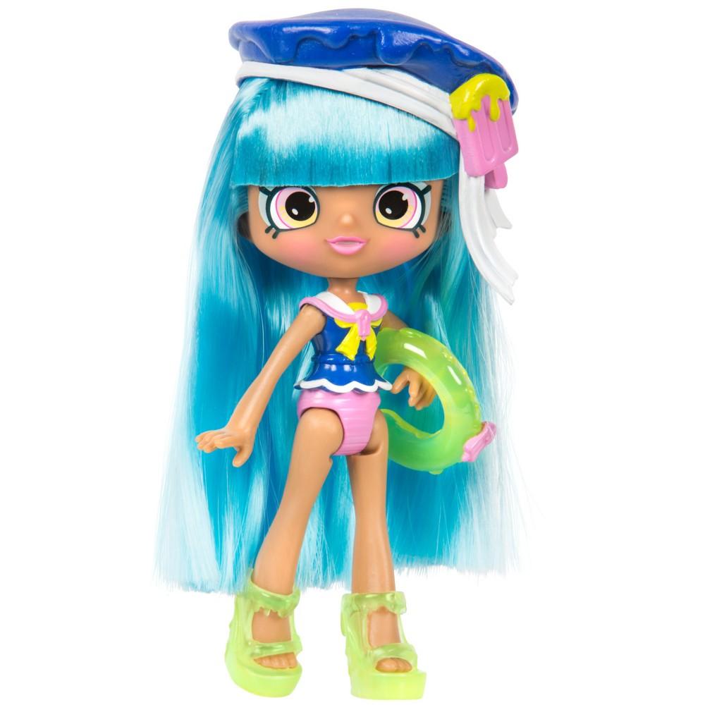 Shopkins Shoppies Doll - Popsi Blue
