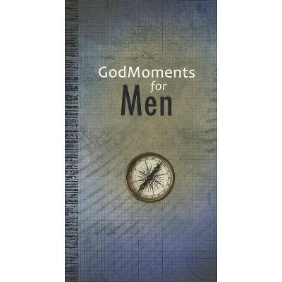 GodMoments for Men - by  Andrew Holmes (Paperback)