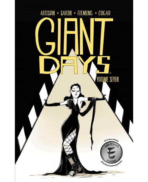 Giant Days 7 -  (Giant Days) by John Allison (Paperback) - image 1 of 1