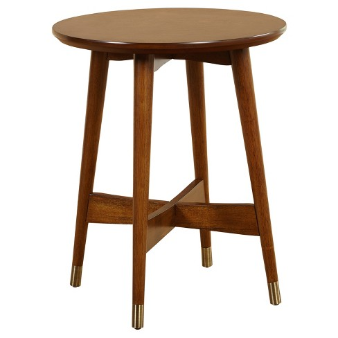 Allen End Table - Walnut - Angelo:Home - image 1 of 4
