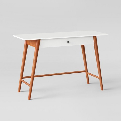 4ac5072231c76 View Photos. Play Project 62™ Amherst Mid Century Modern Writing Desk ...
