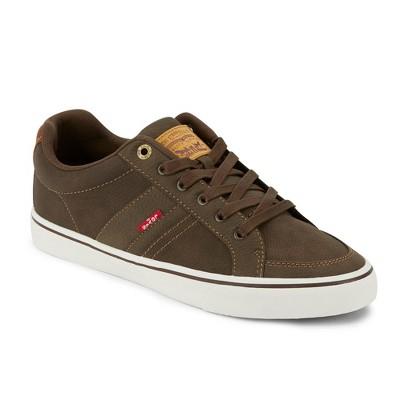 Levi's Mens Turner Tumbled Wax Casual Fashion Sneaker Shoe
