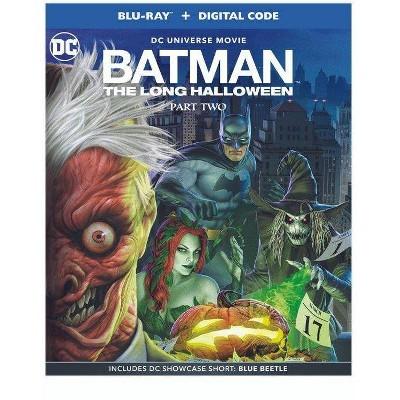 Batman: The Long Halloween, Part Two (Blu-ray + Digital)
