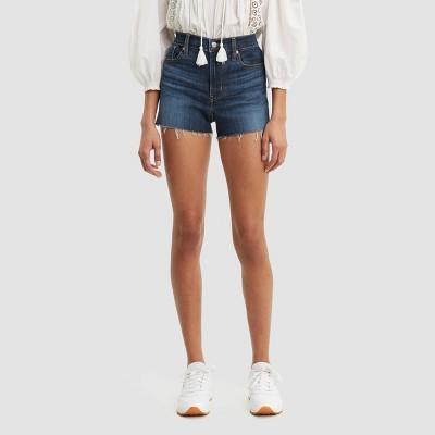 Levi's® Women's High-Rise Jean Shorts