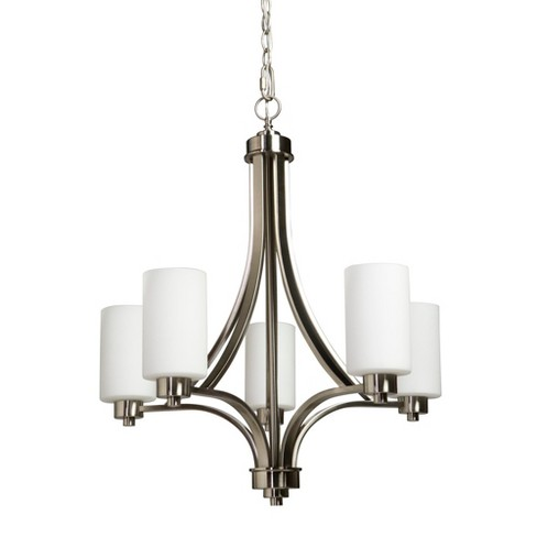 Artcraft Lighting AC1305 Parkdale Single-Tier Chandelier with 5 Lights - image 1 of 1