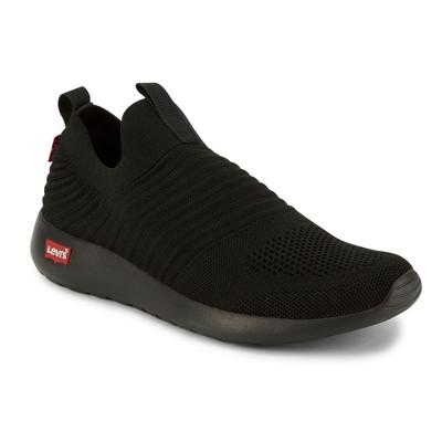 Levi's Mens Drifter KT Slip-on Knit Sneaker Shoe