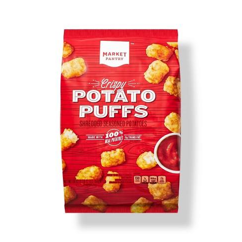 Frozen Crispy Potato Puffs - 28oz - Market Pantry™ - image 1 of 2
