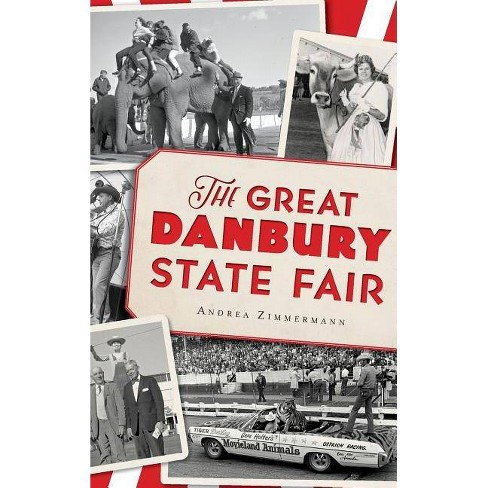 The Great Danbury State Fair - by  Andrea Zimmermann (Hardcover) - image 1 of 1