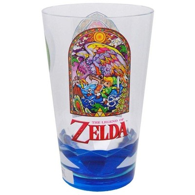 Just Funky The Legend Of Zelda Stained Glass Acrylic Cup