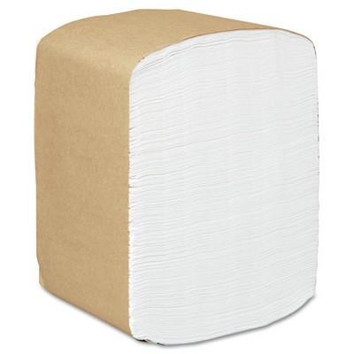 Scott Full Fold Dispenser Napkins 1-Ply 13 x 12 White 375/Pack 16 Packs/Carton 98740