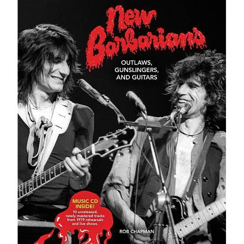 New Barbarians - by  Rob Chapman (Hardcover) - image 1 of 1