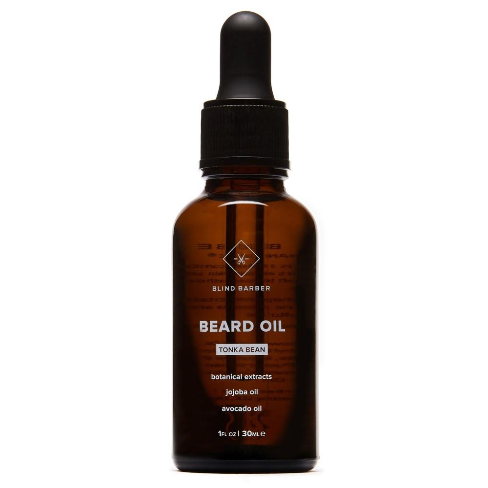 Image of Blind Barber Tonka Bean Beard Oil - 1 fl oz