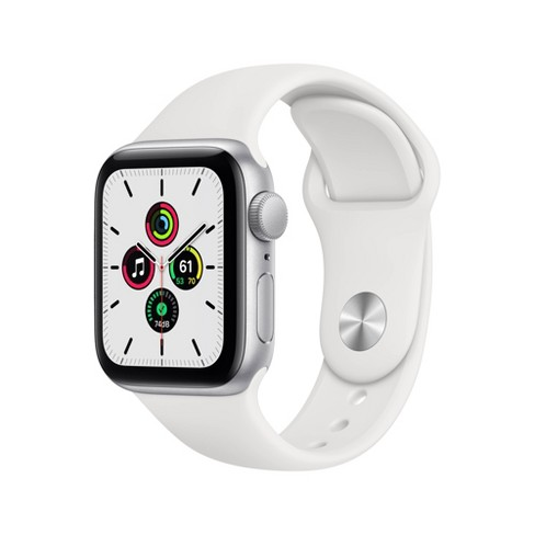 Apple Watch SE GPS Aluminum - image 1 of 4