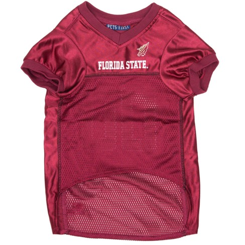 finest selection 38d5e 621bc Pets First Florida State Seminoles Mesh Jersey - L