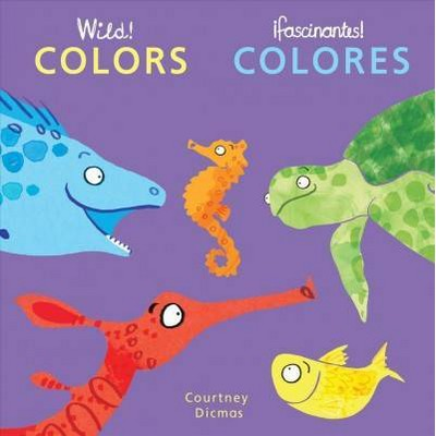 Colors/Colores - (Spanish/English Bilingual Editions)by Courtney Dicmas (Board_book)