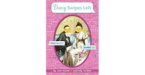 Darcy Swipes Left (Hardcover) (Jane Austen & Courtney Carbone) - image 1 of 1