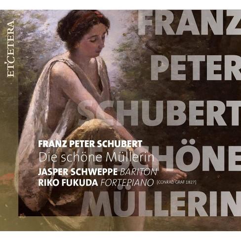 Jasper Schweppe - Schubert: Die Schone Mullerin (CD) - image 1 of 1
