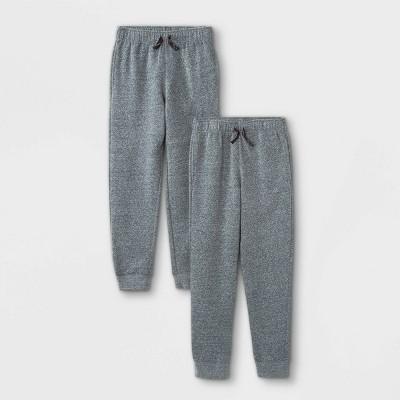 Boys' 2pk Fleece Sweatpants - Cat & Jack™