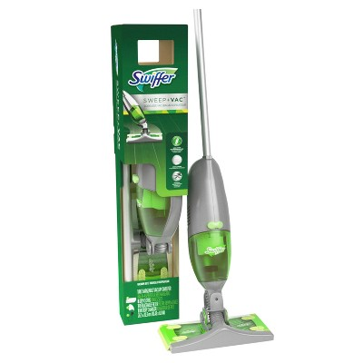 Swiffer Sweep + VAC Cordless Vacuum Kit with Lithium Ion Battery