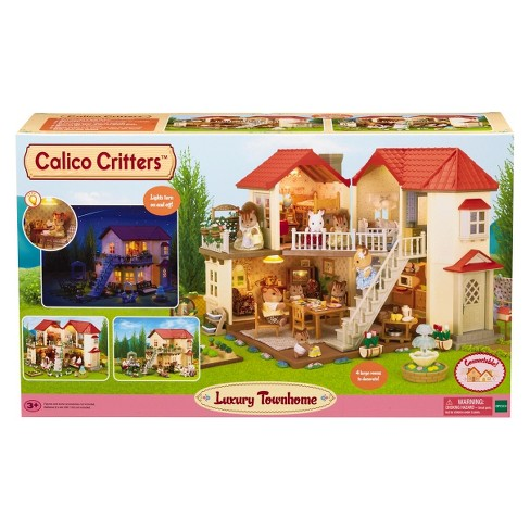 Calico Critters Luxury Townhome - image 1 of 1