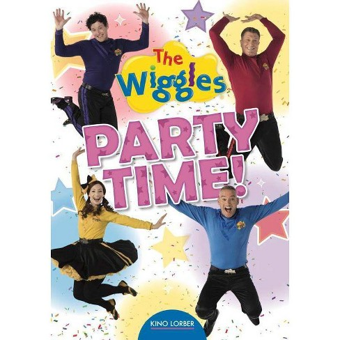 Wiggles: Party Time! (DVD) - image 1 of 1
