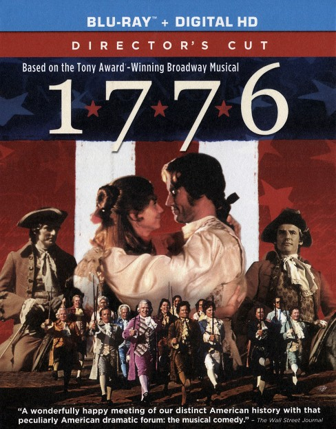 1776 (Blu-ray) - image 1 of 1