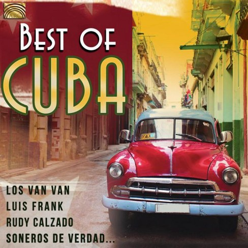 Various - Best of cuba (CD) - image 1 of 1