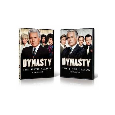 Dynasty: The Complete Sixth Season (DVD)(2012)