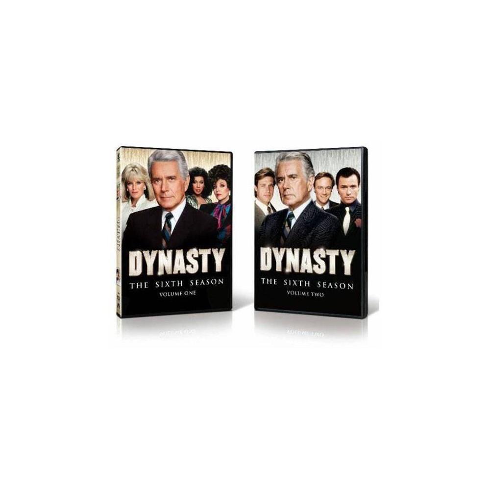 Dynasty The Complete Sixth Season Dvd 2012