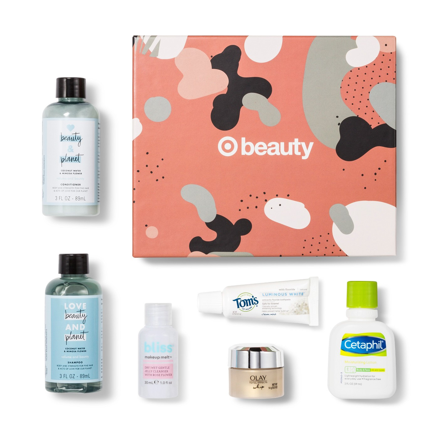 Target 6-Piece Beauty Box October