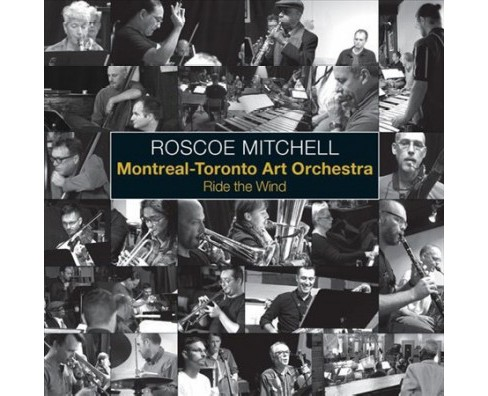 Roscoe Mitchell - Ride The Wind (CD) - image 1 of 1