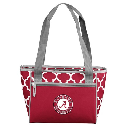 NCAA Logo Brands Quatrefoil 16-Can Cooler Tote - image 1 of 1