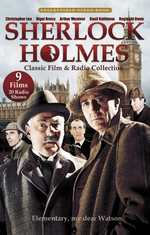 Sherlock holmes:Classic film and radi (DVD) - image 1 of 1