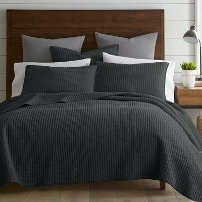 Solid Quilt and Sham Set - The Industrial Shop