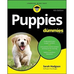 Puppies for Dummies - 4 Edition by  Sarah Hodgson (Paperback)