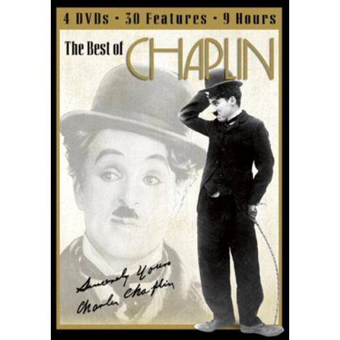 The Best Of Charlie Chaplin (DVD) - image 1 of 1