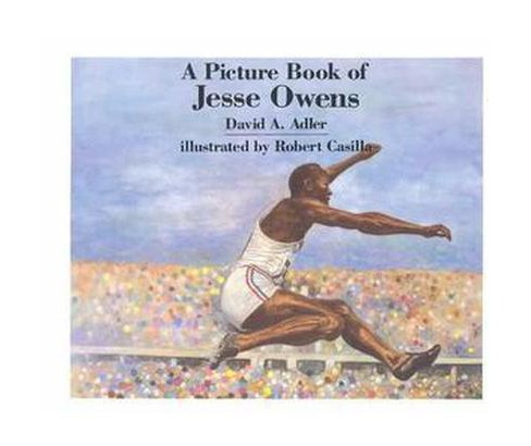 Picture Book of Jesse Owens (Reprint) (Paperback) (David A. Adler) - image 1 of 1