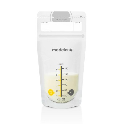 Medela Breast Milk Storage Bags 6oz/180ml - 25ct